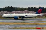 daisuke1228さんが、成田国際空港で撮影したデルタ航空 777-232/LRの航空フォト(写真)