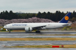 daisuke1228さんが、成田国際空港で撮影したルフトハンザ・カーゴ 777-FBTの航空フォト(写真)