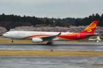 daisuke1228さんが、成田国際空港で撮影した香港航空 A330-343Xの航空フォト(写真)