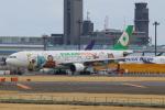 せぷてんばーさんが、成田国際空港で撮影したエバー航空 A330-302Xの航空フォト(写真)