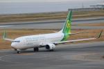 せぷてんばーさんが、関西国際空港で撮影した春秋航空日本 737-86Nの航空フォト(写真)