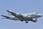 ばとさんが、厚木飛行場で撮影した海上自衛隊 P-1の航空フォト(写真)