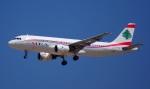 KAZKAZさんが、ドバイ国際空港で撮影したミドル・イースト航空 A320-214の航空フォト(写真)