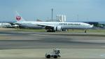 誘喜さんが、ロンドン・ヒースロー空港で撮影した日本航空 777-346/ERの航空フォト(写真)
