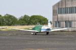 Timothyさんが、龍ヶ崎飛行場で撮影した個人所有 M20J 201の航空フォト(写真)