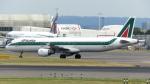 誘喜さんが、ロンドン・ヒースロー空港で撮影したアリタリア航空 A321-112の航空フォト(写真)