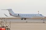 Wings Flapさんが、中部国際空港で撮影したユタ銀行 Gulfstream G650 (G-VI)の航空フォト(写真)