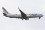 masa707さんが、ロンドン・ガトウィック空港で撮影したエア・ヨーロッパ 737-85Pの航空フォト(写真)