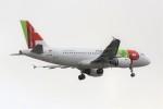 masa707さんが、ロンドン・ガトウィック空港で撮影したTAP ポルトガル航空 A319-111の航空フォト(写真)