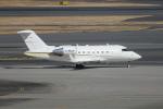 pringlesさんが、羽田空港で撮影したTAG エイビエーション UK CL-600-2B16 Challenger 605の航空フォト(写真)