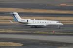 pringlesさんが、羽田空港で撮影したウィルミントン・トラスト・カンパニー G650 (G-VI)の航空フォト(写真)