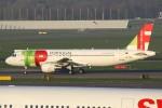 masa707さんが、アムステルダム・スキポール国際空港で撮影したTAP ポルトガル航空 A320-214の航空フォト(写真)