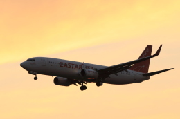 多楽さんが、成田国際空港で撮影したイースター航空 737-86Jの航空フォト(写真)