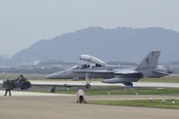 senyoさんが、岐阜基地で撮影したアメリカ海兵隊 F/A-18の航空フォト(写真)