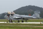 senyoさんが、岐阜基地で撮影したアメリカ海兵隊 EA-6B Prowler (G-128)の航空フォト(写真)