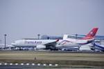 chappyさんが、成田国際空港で撮影したトランスアジア航空 A330-343Xの航空フォト(写真)