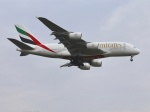 kikiさんが、成田国際空港で撮影したエミレーツ航空 A380-861の航空フォト(写真)