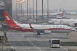 masa707さんが、上海浦東国際空港で撮影した上海航空 737-89Pの航空フォト(写真)