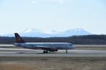 シャークレットさんが、新千歳空港で撮影した吉祥航空 A320-214の航空フォト(写真)