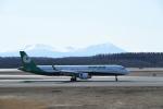 シャークレットさんが、新千歳空港で撮影したエバー航空 A321-211の航空フォト(写真)