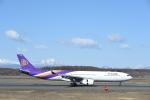 シャークレットさんが、新千歳空港で撮影したタイ国際航空 A330-343Xの航空フォト(写真)