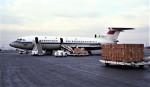 ハミングバードさんが、名古屋飛行場で撮影した中国民用航空局 Tridentの航空フォト(写真)