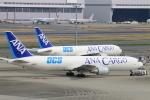 スターアライアンスKMJ H・Rさんが、羽田空港で撮影した全日空 767-381F/ERの航空フォト(写真)