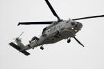 チャッピー・シミズさんが、厚木飛行場で撮影した海上自衛隊 SH-60Kの航空フォト(写真)