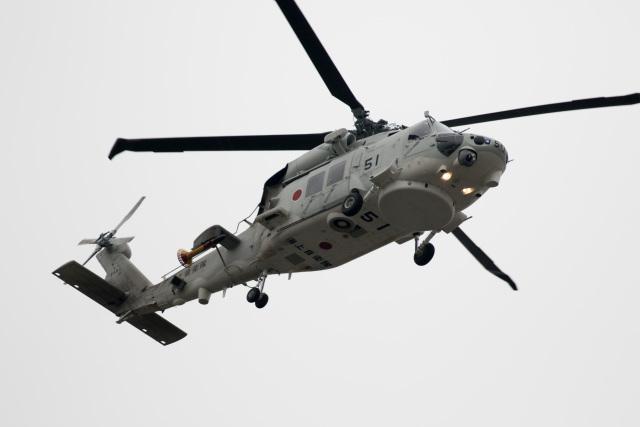 海上自衛隊 Mitsubishi SH-60K 8451 厚木飛行場  航空フォト | by チャッピー・シミズさん