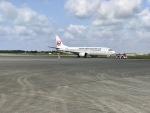 ken1992さんが、宮古空港で撮影した日本トランスオーシャン航空 737-4Q3の航空フォト(写真)