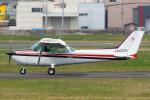 よっしぃさんが、八尾空港で撮影した朝日航空 172Pの航空フォト(写真)