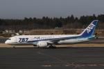 いぶき501さんが、成田国際空港で撮影した全日空 787-881の航空フォト(写真)