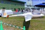 いおりさんが、防府北基地で撮影した個人所有 ASW 20CLの航空フォト(写真)
