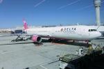 xiel0525さんが、ハーツフィールド・ジャクソン・アトランタ国際空港で撮影したデルタ航空 767-432/ERの航空フォト(写真)