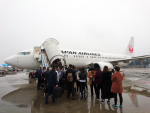 shin-ichiroさんが、上海浦東国際空港で撮影した日本航空 737-846の航空フォト(写真)