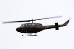 ぽんさんが、高松空港で撮影した陸上自衛隊 UH-1Jの航空フォト(写真)