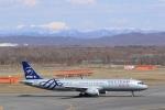 VIPERさんが、新千歳空港で撮影した中国東方航空 A321-211の航空フォト(写真)