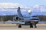 VIPERさんが、新千歳空港で撮影したGamma Aviation  BD-700 Global Express/5000/6000の航空フォト(写真)