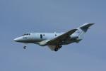 じぃじさんが、芦屋基地で撮影した航空自衛隊 U-125A(Hawker 800)の航空フォト(写真)