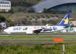 sg-driverさんが、福岡空港で撮影したスカイマーク 737-86Nの航空フォト(写真)