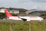 sg-driverさんが、福岡空港で撮影したイースター航空 737-86Jの航空フォト(写真)