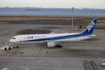 らっしーさんが、羽田空港で撮影した全日空 767-381/ERの航空フォト(写真)