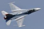 かずかずさんが、岐阜基地で撮影したアメリカ空軍 F-16CM-50-CF Fighting Falconの航空フォト(写真)