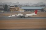 よしポンさんが、宮崎空港で撮影した日本エアコミューター DHC-8-402Q Dash 8の航空フォト(写真)