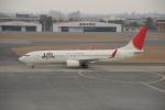 よしポンさんが、宮崎空港で撮影したJALエクスプレス 737-846の航空フォト(写真)