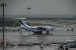 よしポンさんが、中部国際空港で撮影したヴォルガ・ドニエプル航空 Il-76TDの航空フォト(写真)
