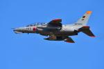 はるかのパパさんが、茨城空港で撮影した航空自衛隊 T-4の航空フォト(写真)