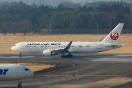Koenig117さんが、成田国際空港で撮影した日本航空 767-346/ERの航空フォト(写真)