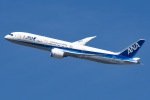 JA8961RJOOさんが、伊丹空港で撮影した全日空 787-9の航空フォト(写真)