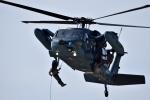 えるあ~るさんが、名古屋飛行場で撮影した航空自衛隊 UH-60Jの航空フォト(写真)